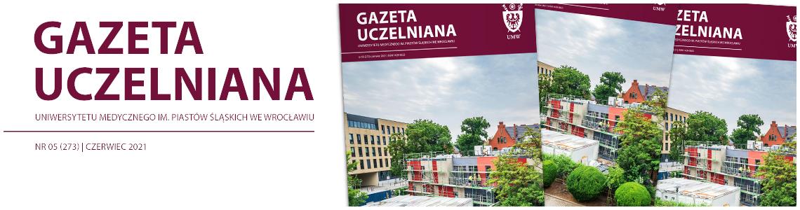 Gazeta uczelniana - czerwiec 2021