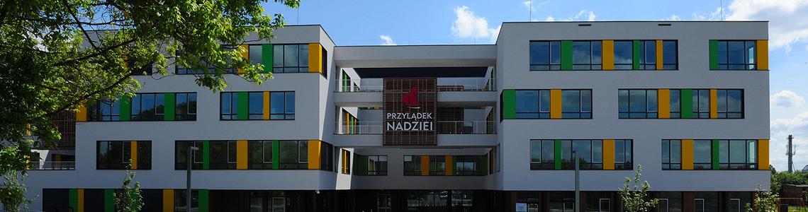 Ponadregionalne Centrum Onkologii Dziecięcej we Wrocławiu - Przylądek Nadziei